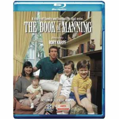 The Book Of Manning [Blu-Ray]