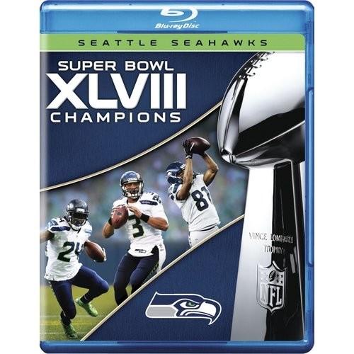 NFL: Super Bowl XLVIII Champions - Seattle Seahawks (Blu-ray)