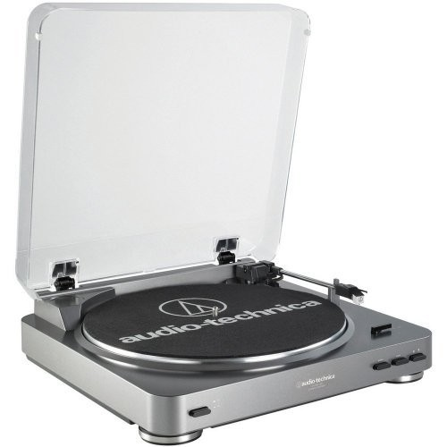 Audio Technica At-lp60usb Fully Automatic Belt Driven Turntable with USB Port with Mini Tool Box (Fs)