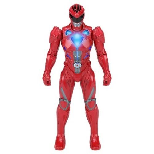Power Rangers Movie Morphin Grid - Red Ranger Figure
