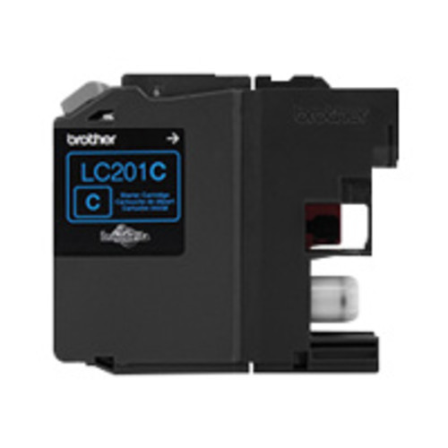 BROTHER INDUSTRIES, LTD INNOBELLA LC201C INK CARTRIDGE