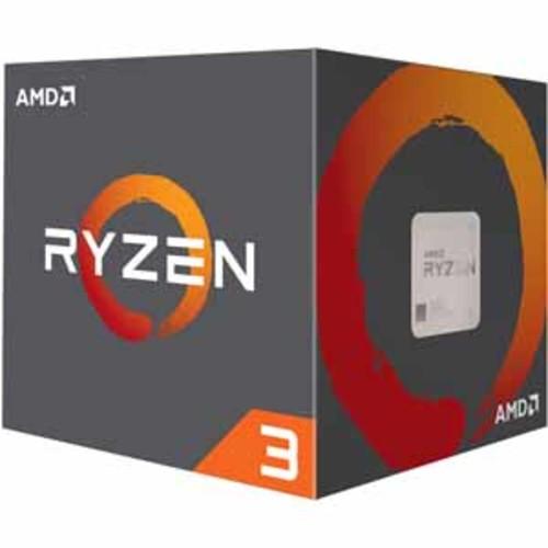 AMD Ryzen 3 1200 Processor with Wraith Cooler