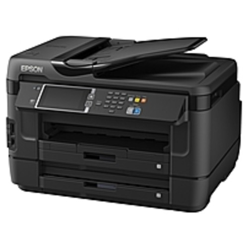 Epson WorkForce WF-7620 Wide-Format All-in-One Inkjet Printer
