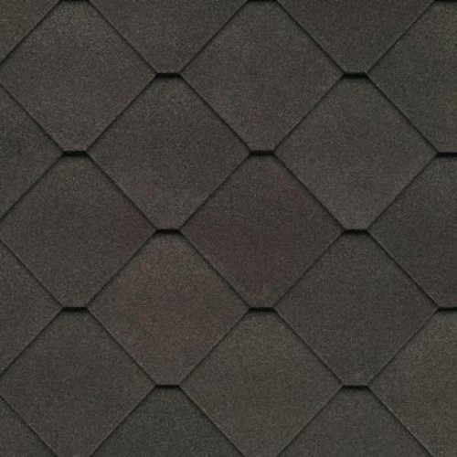 GAF Sienna Heirloom Brown Value Collection Lifetime Shingles (25 sq. ft. per Bundle)