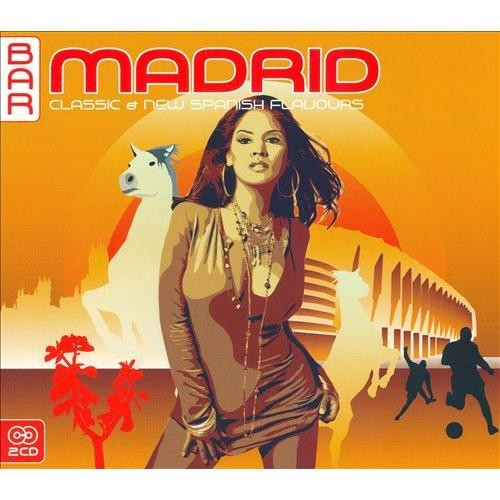Bar Madrid [CD]