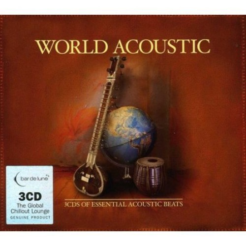 World Acoustic [CD]