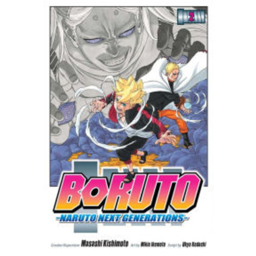 Boruto, Vol. 2: Naruto Next Generations