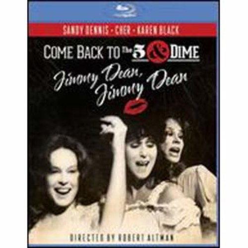 Come Back to the Five and Dime Jimmy Dean, Jimmy Dean [Blu-ray]