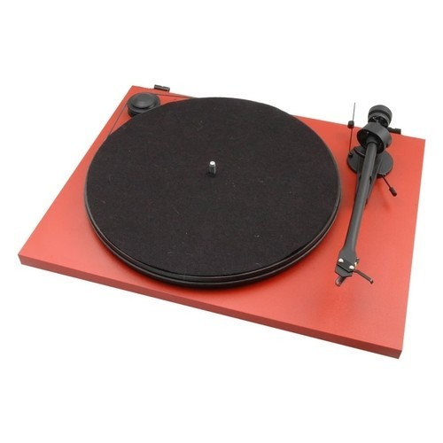 Pro-Ject - Essential Stereo Turntable - Red