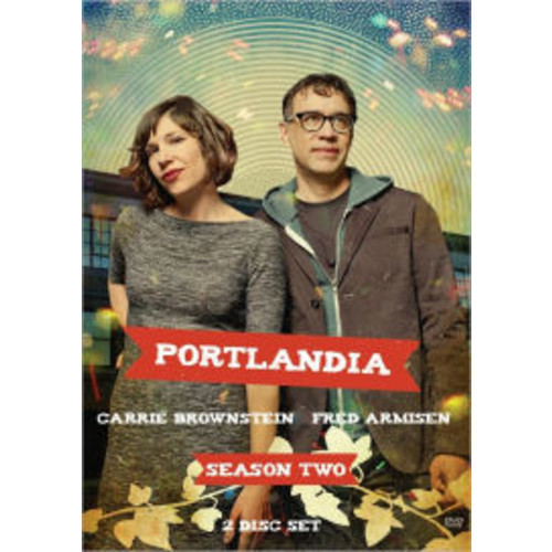 Portlandia: Season Two (2 Discs) (dvd_video)