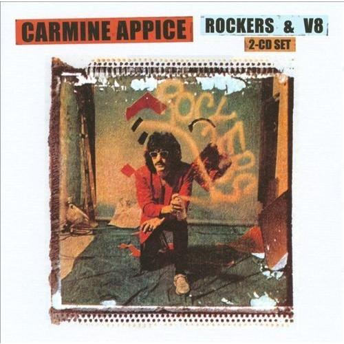 Rockers & V8 [CD]