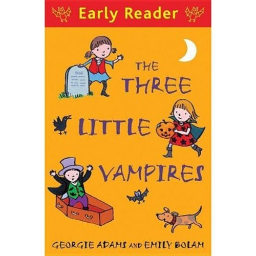 Three Little Vampires (Paperback) (Georgie Adams)