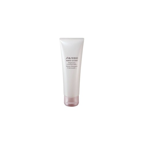 Shiseido White Lucent Brightening Cleansing Foam for Unisex, 4.7 ounces [4.7 oz]