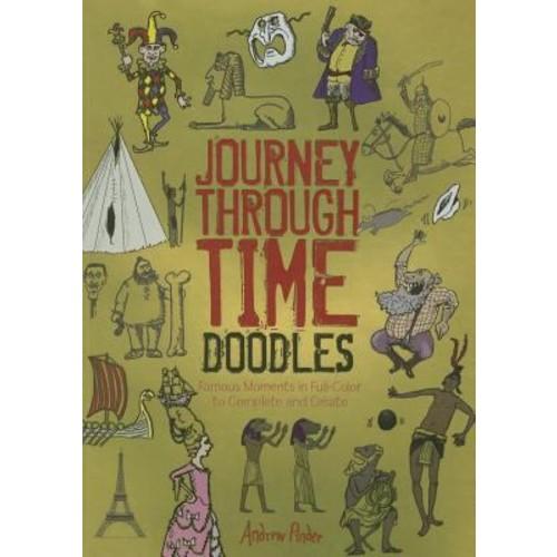 Journey Through Time Doodles