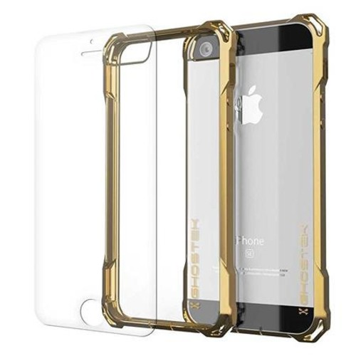 Covert Series Case for Apple iPhone SE, Gold GHOCAS374