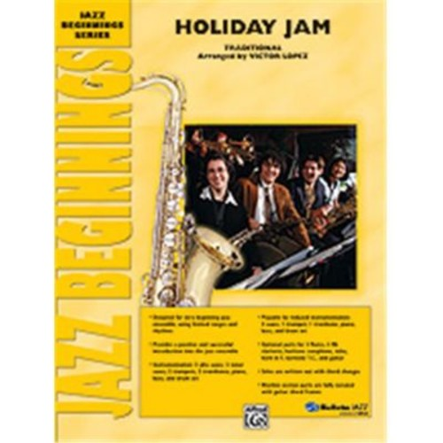 Alfred Holiday Jam - Conductor Score (LFR4675)