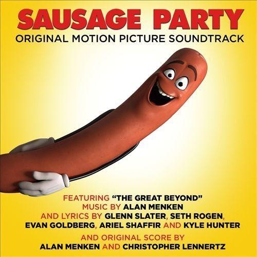 Sausage Party [Original Motion Picture Soundtrack] [CD]