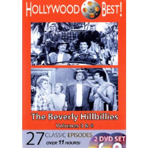 The Beverly Hillbillies: Vols. 1-4 (DVD)