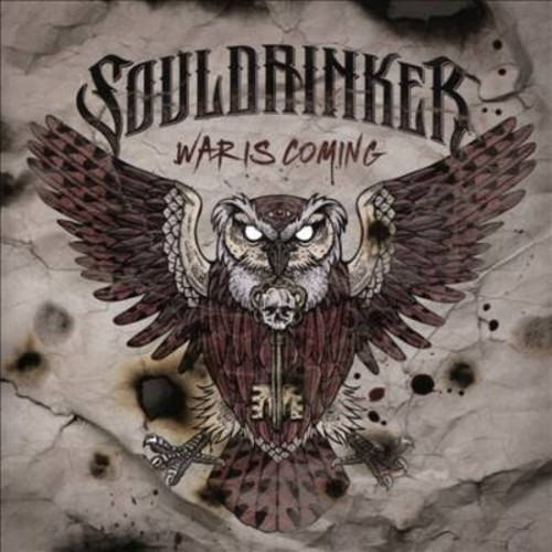 Souldrinker - War Is Coming (CD)