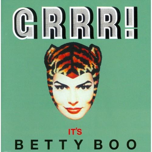 Grrr! It's Betty Boo [Deluxe Edition] [CD]