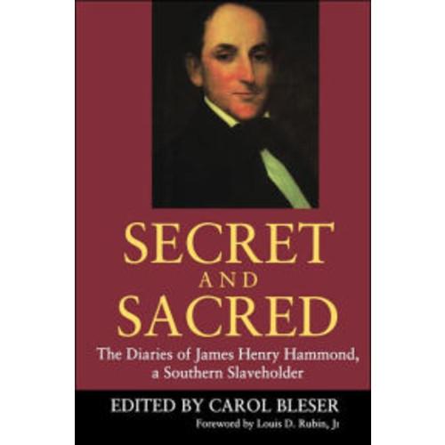 Secret And Sacred / Edition 1
