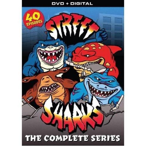 Street Sharks:Complete Series (DVD)