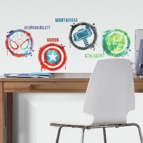 Marvel Peel & Stick Wall Decals