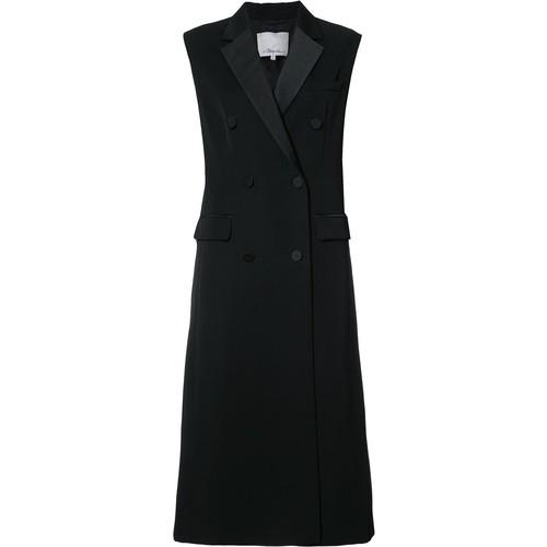 3.1 PHILLIP LIM Sleeveless Tuxedo Coat
