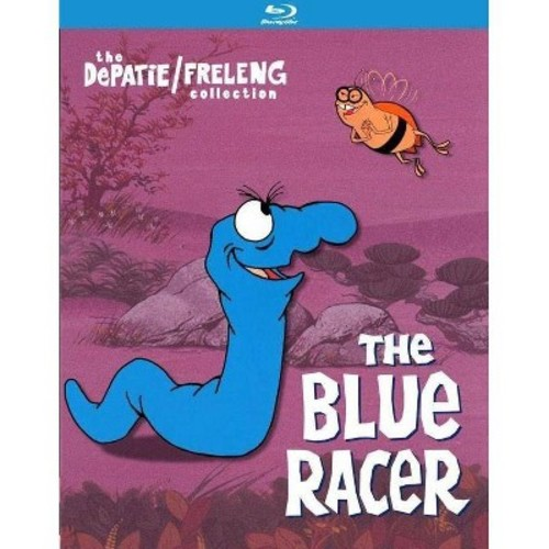 The Blue Racer [Blu-Ray]