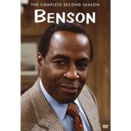 Benson: The Complete Second Season (3 Discs) (dvd_video)