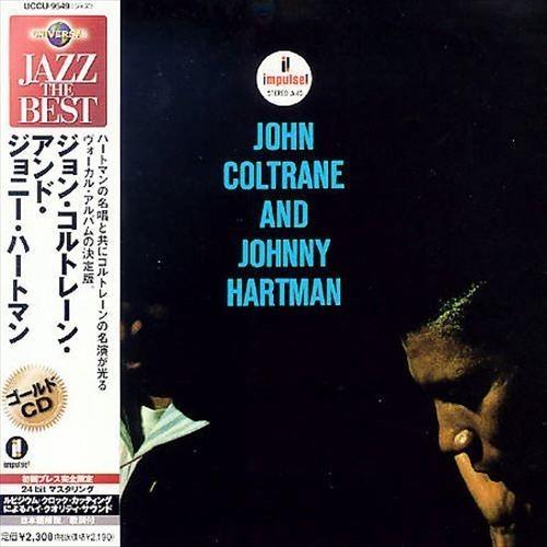 John Coltrane and Johnny Hartman [CD]