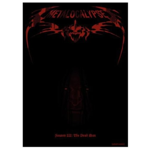 Metalocalypse: Season Three (DVD)