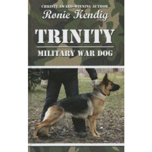Trinity Military War Dog
