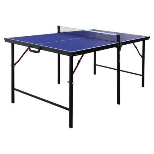 Hathaway Crossover 60-inch Portable Table Tennis Table