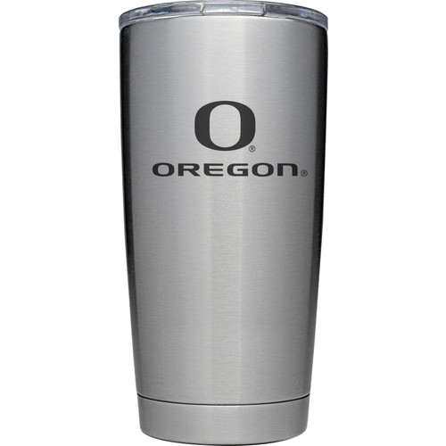YETI Oregon Ducks 20 oz. Rambler Tumbler with MagSlider Lid