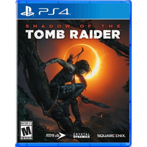 Shadow of the Tomb Raider: Limited Steelbook Edition - PlayStation 4