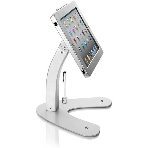 CTA Digital Anti-Theft Security Kiosk Stand for iPad & iPad Air
