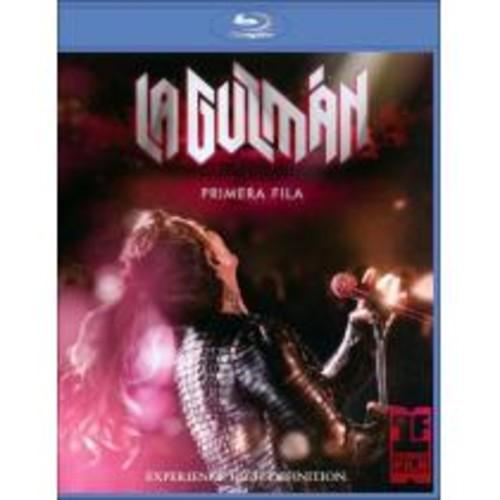 La Guzman en Primera Fila [Blu-Ray Disc]
