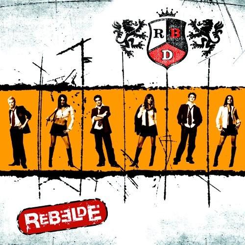 Rebelde (DVD) [Rebelde DVD]