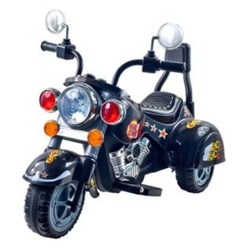 Lil' Rider Wild Child 3-Wheeler Motorcycle in Black