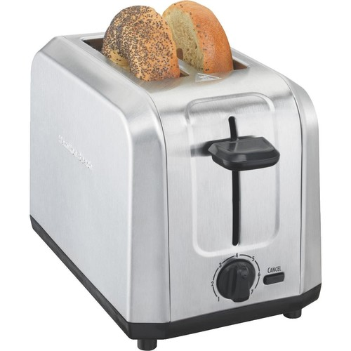 Hamilton Beach Brushed Stainless Steel Toaster - 22910