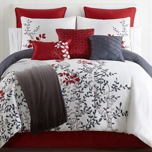 Home Expressions Cooper 10-pc. Comforter Set
