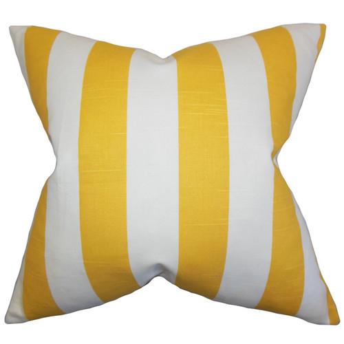 Acantha Stripes Throw Pillow Cover