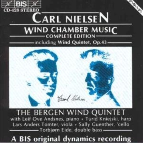 Nielsen: Wind Chamber Music - Complete Edition