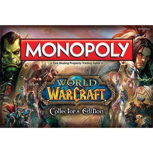 Monopoly : World of Warcraft Collectors Edition (Game)