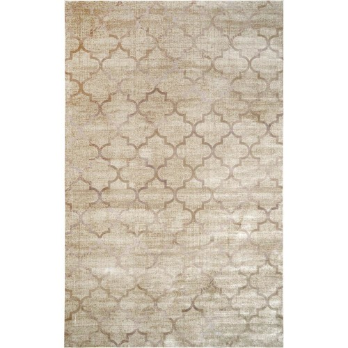 nuLOOM Trellis Sonya Ivory 5 ft. 2 in. x 8 ft. Area Rug