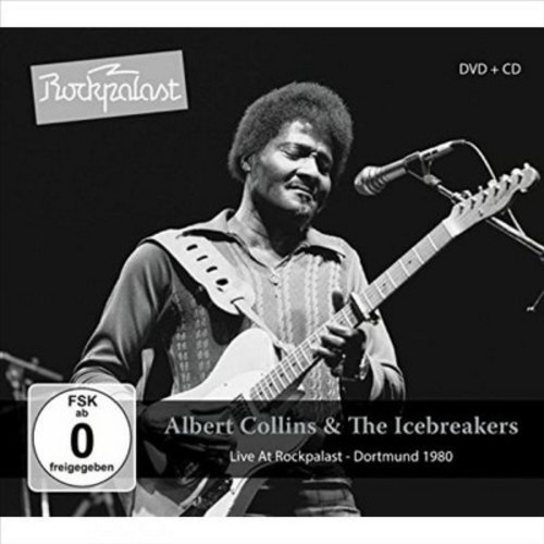 Live at Rockpalast [CD & DVD]