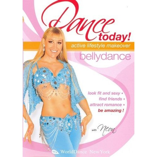 Dance Today!: Bellydance [DVD]
