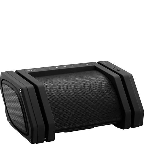 Nyne Rebel Splash Resistant Portable Bluetooth Speaker with Big Sound