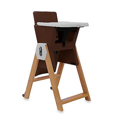 Joovy HiLo High Chair in Dark Brown